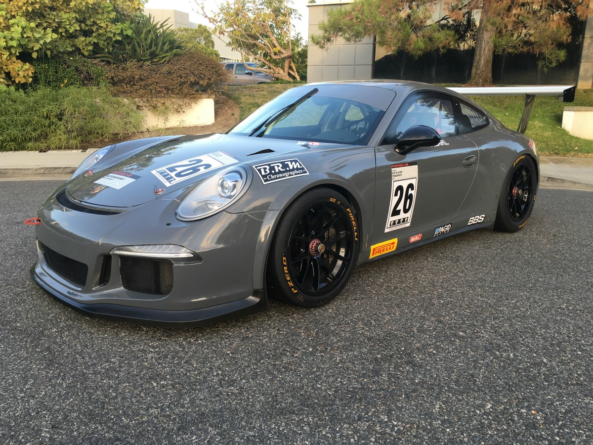 Porsche 991 Cup Gt3 For Sale Rearden Racing