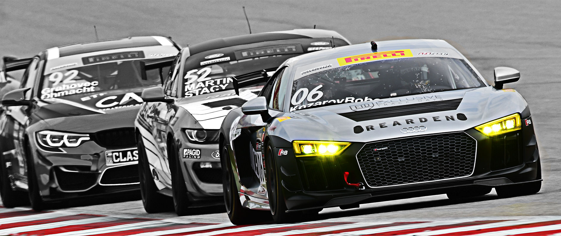 pirelli world challenge racing
